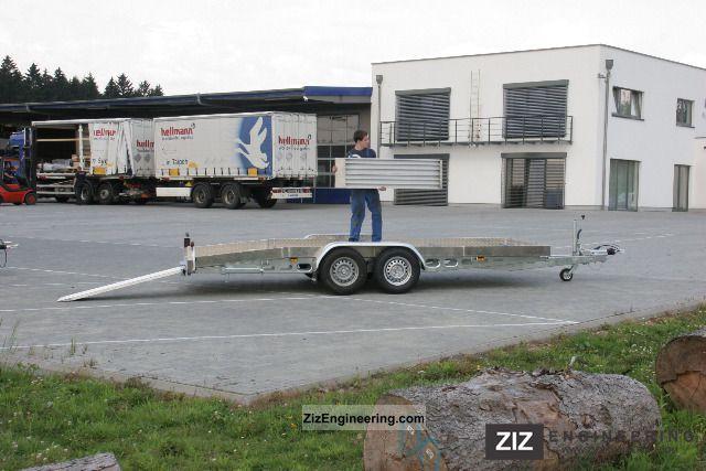2011 Klagie  Car transporter / trailer Motorcycle Trailer Car carrier photo