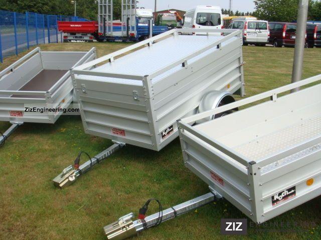 Koch u4 125 250 trailer 2010 trailer photo and specs for Koch 125 250