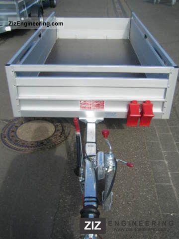 Koch hobby 1200 kg braked bkb 2011 trailer for Koch 125 250