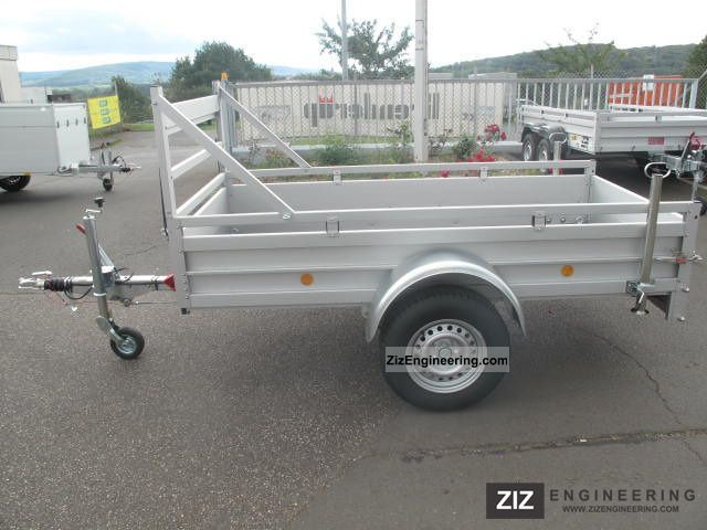 Koch alu 100 km h 250 x 125 x 45 cm bkb 2011 for Koch 125 250