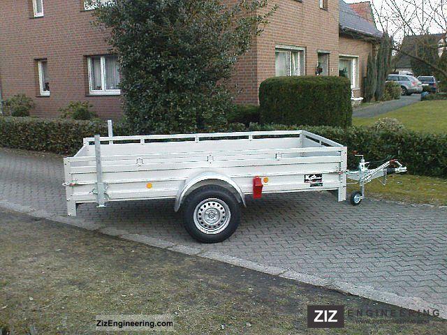 Koch 1 5 tons including cargo net 2012 for Koch 150 300