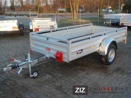 Koch 1 3 t freight free 2012 stake body for Koch 150 300