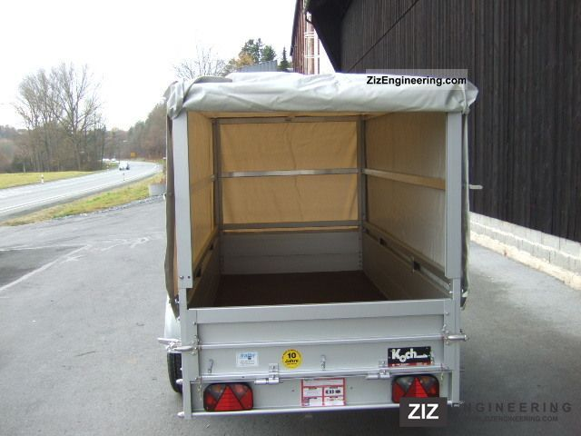 Koch 125 250 1 3 2011 trailer photo and specs for Koch 125 250
