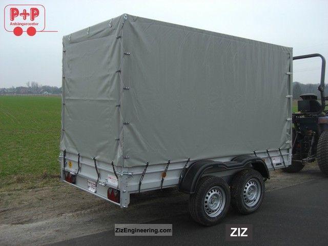 Koch 7 20 200cm aluminum construction plan for Koch 150 300