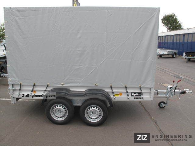 Koch alu 2 0 tons with 180 cm cooking plane ckc for Koch 150 300