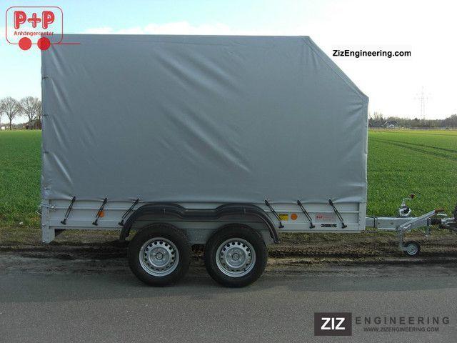 Koch 7 20 with tarpaulin slant new 2011 for Koch 150 300