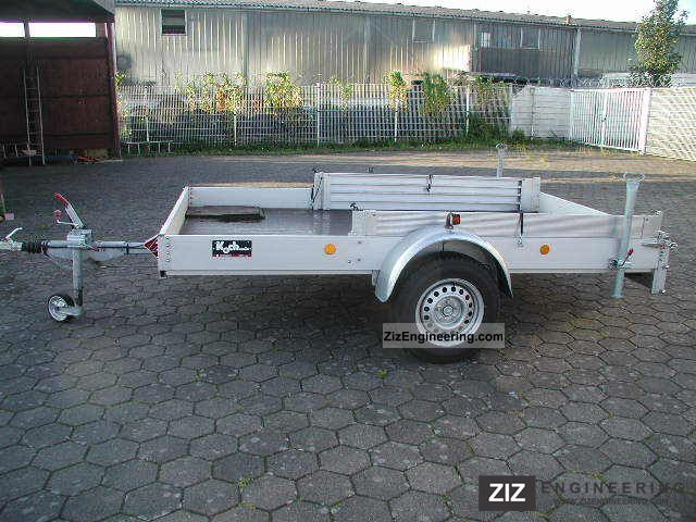 koch type s auto trailer smart trailer 1500 kg 2008 car carrier trailer photo and specs. Black Bedroom Furniture Sets. Home Design Ideas