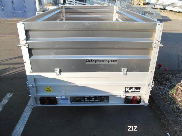Koch 7 20 alu 2 0 t top box ckc 2011 for Koch 150 300