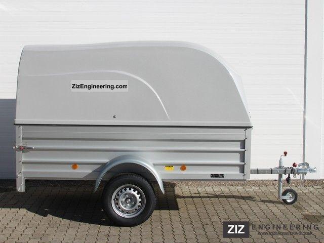 Koch 125x250cm 750kg 140cm hood interior height 2012 for Koch 125 250