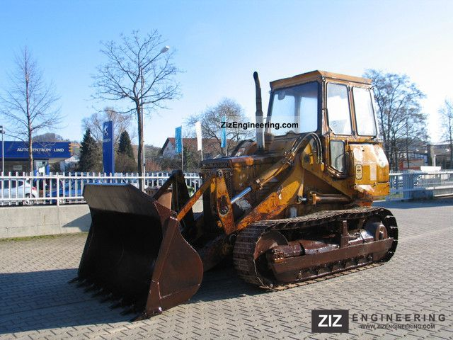 2011 Komatsu  D45 S, Loader, ready for use. Construction machine Dozer photo