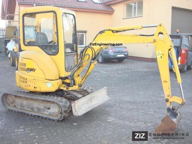 2000 Komatsu  KOMATSU PC 20 MRX Construction machine Mini/Kompact-digger photo