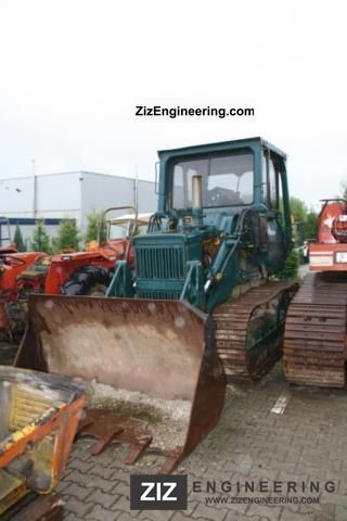 1985 Komatsu  D 45 crawler loaders Construction machine Dozer photo