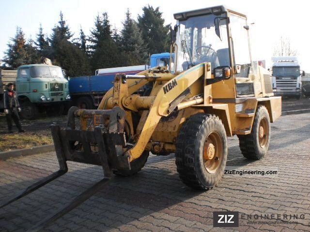 1994 Komatsu  FAI 556 TOP Construction machine Wheeled loader photo