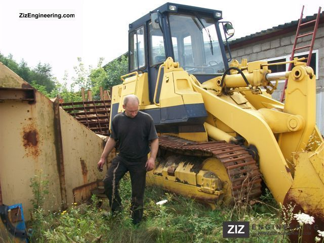 1991 Komatsu  22 Construction machine Dozer photo