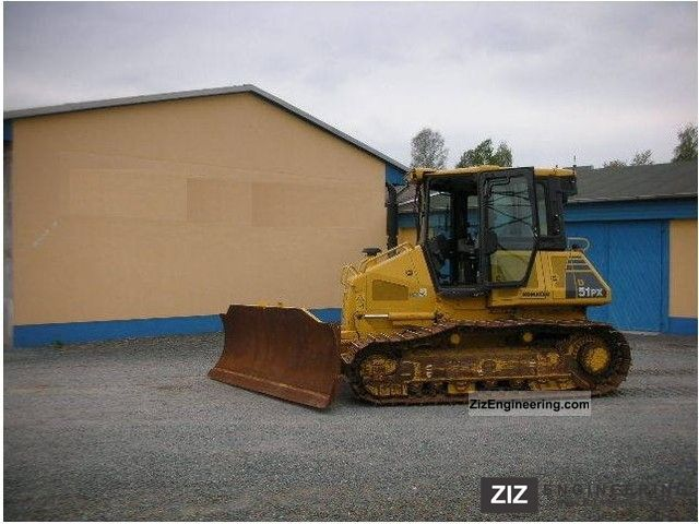 2008 Komatsu  D 51 PX Construction machine Dozer photo
