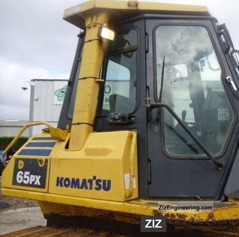 2005 Komatsu  D65 PX12 Construction machine Dozer photo