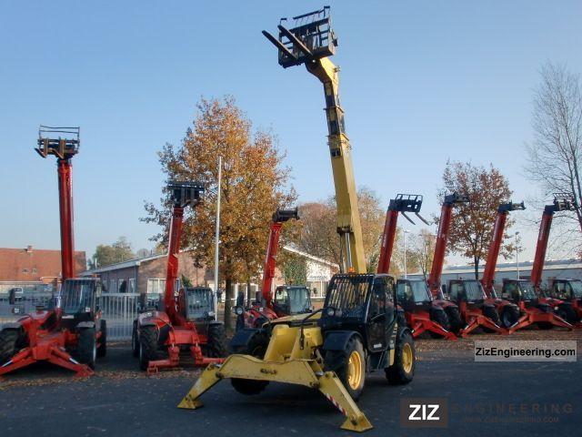 2006 Komatsu  WH 613, 2006 EZ, 1924 HOURS!! Forklift truck Telescopic photo