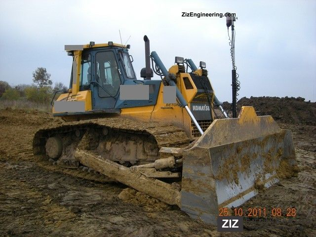 1994 Komatsu  D 65 PX12 Construction machine Dozer photo