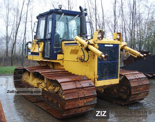 1999 Komatsu  D58P-1 Construction machine Dozer photo