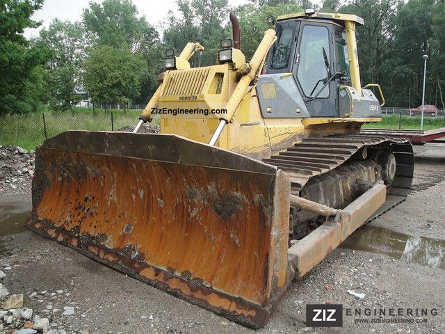 2000 Komatsu  D65P-12 Construction machine Dozer photo