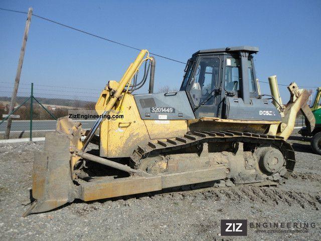 2001 Komatsu  D 65 EX 12 Construction machine Dozer photo