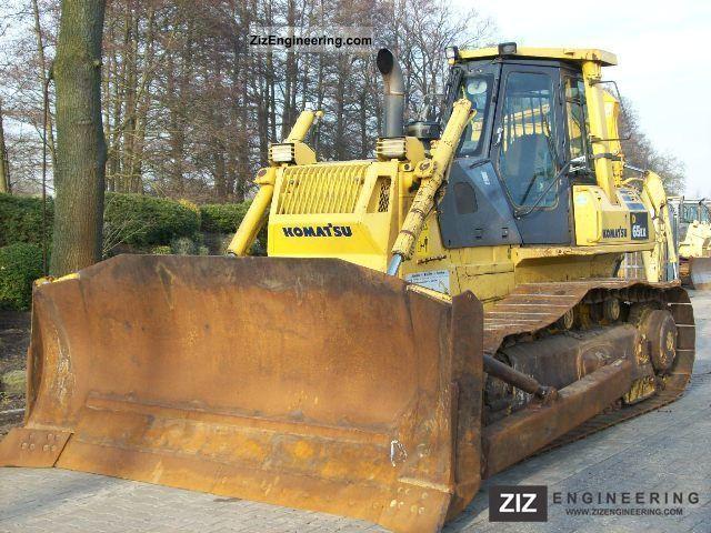2002 Komatsu  D65EX Construction machine Dozer photo