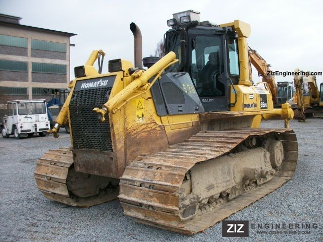 2003 Komatsu  D 65 PX - 15 Construction machine Dozer photo
