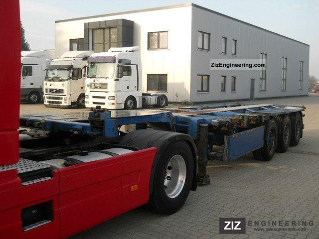fahr container c 45