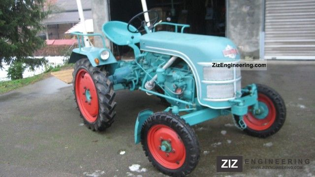 2011 Kramer  KL 11 Agricultural vehicle Tractor photo