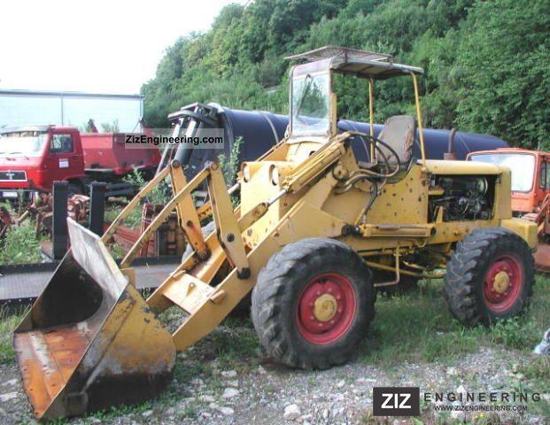 2011 Kramer  511 classic car wheel loader Construction machine Wheeled loader photo