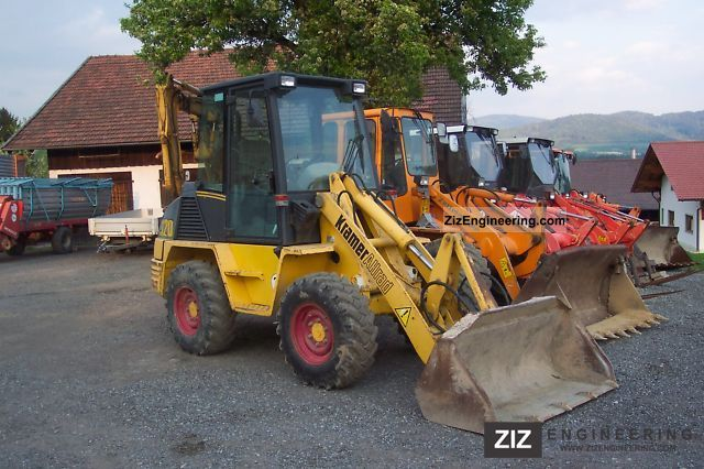 1995 Kramer  320 wheel loader Construction machine Wheeled loader photo