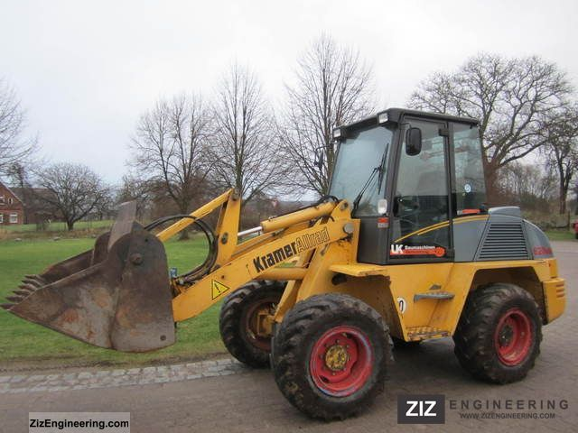 1997 Kramer  520 Construction machine Wheeled loader photo