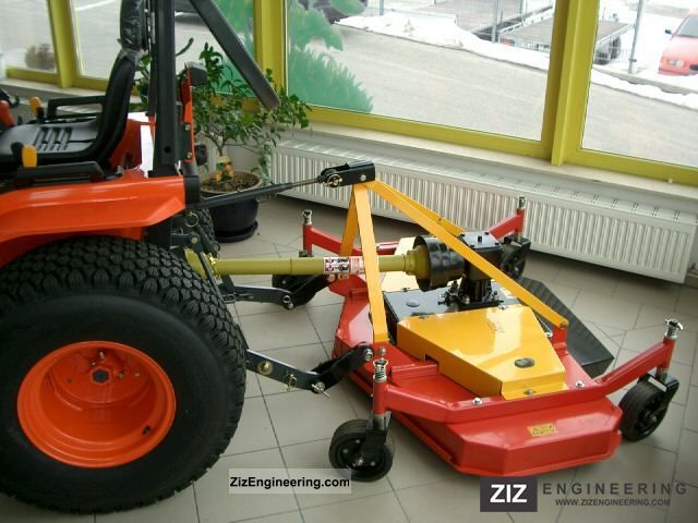 2011 Kubota  FM 150 tractor land legs Agricultural vehicle Mulcher photo