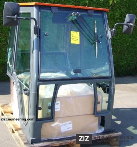 2011 Kubota  Cabin B 1710 / 2110 / 2410 + B 1700 / 2100 / 2400 Agricultural vehicle Tractor photo