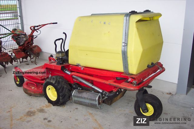 2011 Kubota  FGT 480 Agricultural vehicle Other agricultural vehicles photo