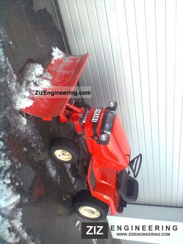 2011 Kubota  G1700 Agricultural vehicle Loader wagon photo