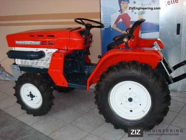 2011 Kubota  B1400 wheel fin eff from 3.99%. APR Agricultural vehicle Tractor photo
