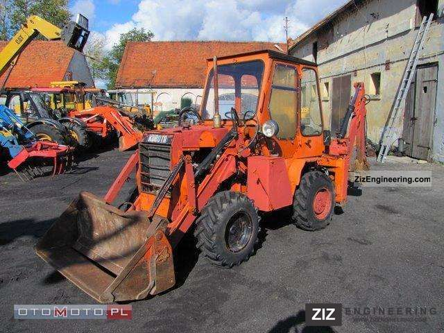 1983 Kubota  1 CX MINI MIDI Construction machine Construction Equipment photo