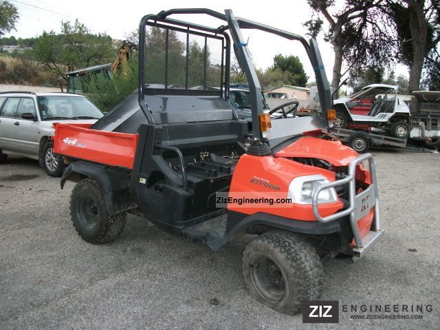 kubota rtv 900 2010 agricultural farmyard tractor photo. Black Bedroom Furniture Sets. Home Design Ideas