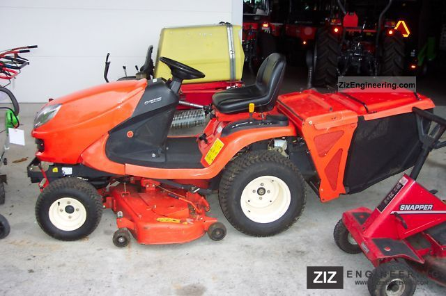 2008 Kubota  GR 2100 / 2 Agricultural vehicle Other agricultural vehicles photo
