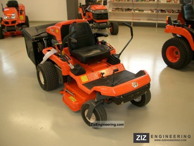 2008 Kubota  GZD15-AP Agricultural vehicle Tractor photo