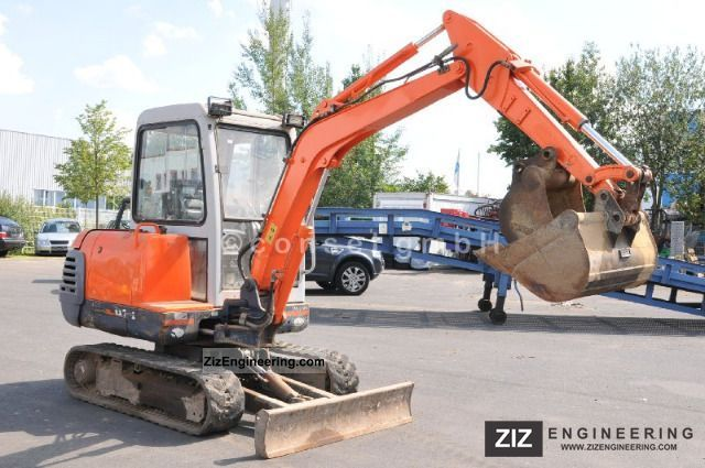 2000 Kubota  KX 71-2 BJ 2000/3511 h. Construction machine Mini/Kompact-digger photo
