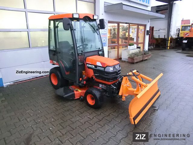 2001 Kubota  BX 2200 Agricultural vehicle Tractor photo