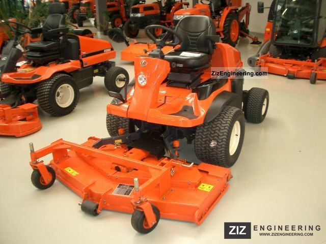 2007 Kubota  F2880 Agricultural vehicle Tractor photo