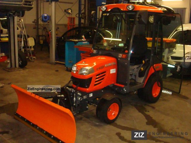 2011 Kubota  BX 2350 4 WD Agricultural vehicle Tractor photo