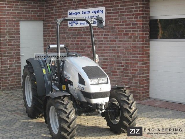 Lamborghini 1 45 R Dt 2011 Agricultural Tractor Photo And