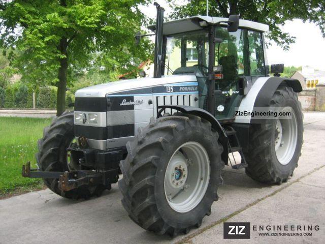 lamborghini formula 135 vdt multispeed 1996 agricultural tractor rh heavycherry com Lamborghini Monster Truck Lamborghini Ankonian