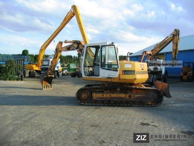 1994 Liebherr  310 lc Construction machine Caterpillar digger photo