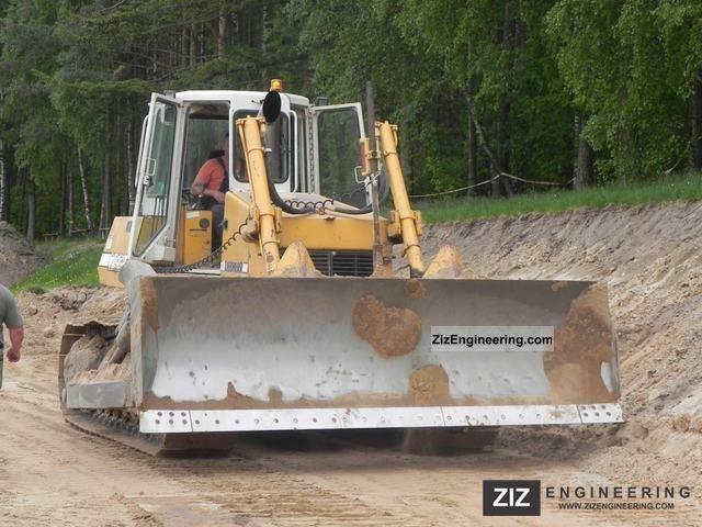 2011 Liebherr  PR 732 BM Construction machine Dozer photo