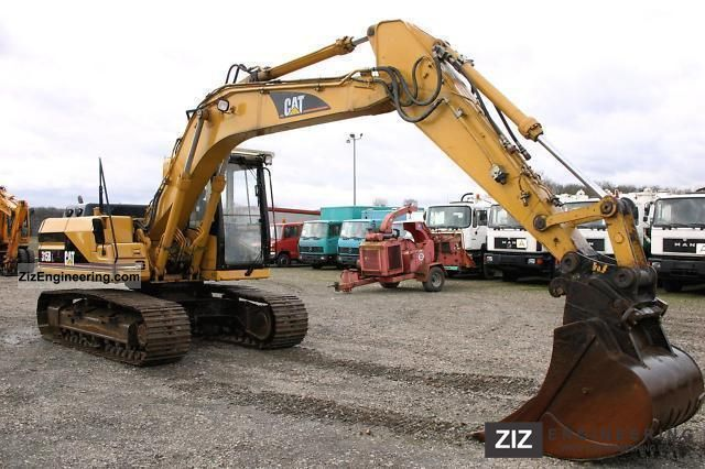 1998 Liebherr  315 BL excavator Construction machine Caterpillar digger photo
